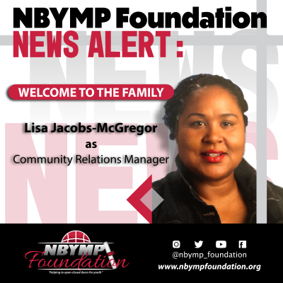The NBYMP Foundation Welcomes Lisa McGregor