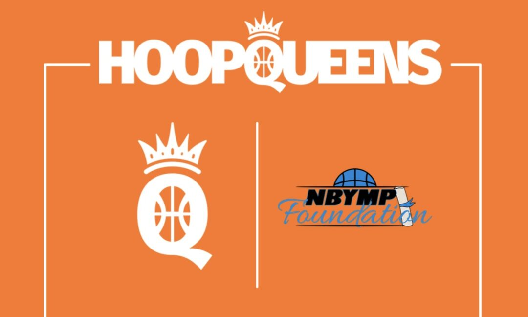 NBYMP Foundation partners with HoopQueens to create funding opportunities for female athletes